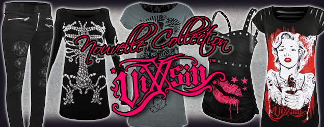 NOUVELLE COLLECTION VIXXSIN
