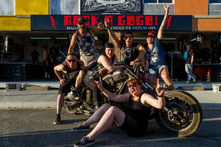 Rock A Gogo au Hellfest : Hell City Square