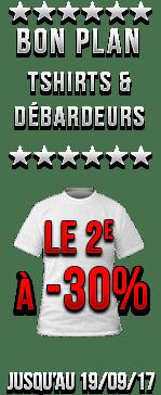 Promo Tshirts & Débardeurs