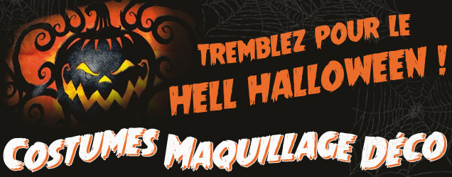 Hell Halloween : Costumes, Maquillage et Déco